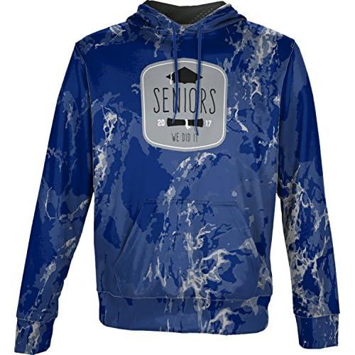 discount ProSphere Boys' We Did It Graduation Marble Hoodie Sweatshirt (Apparel) supplies
