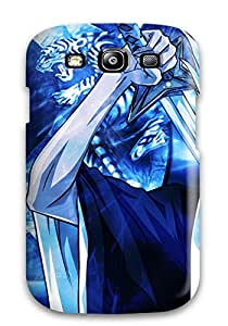 New Design On Bleachs For Android Case Cover For Galaxy S3