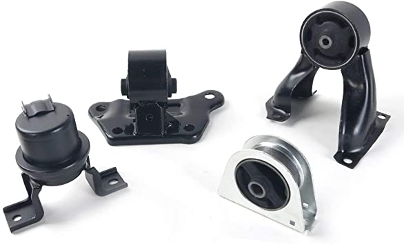 Engine Motor Mounts Front Rear Set Kit 2.0 L For Mitsubishi Lancer