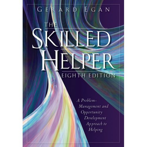 Download The Skilled Helper Eighth Edition A Problem-Management and Opportunity Development Approach to Helping 8e 8th Edition By Gerard Egan Hardcover 2007 Textbook (No InfoTrac) PDF