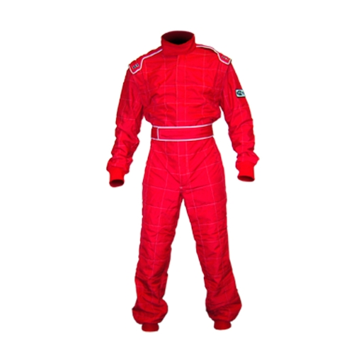 K1 Race Gear 20-VIN-N-M Vintage Black Medium SFI Rated Auto Racing Nomex Fire Suit