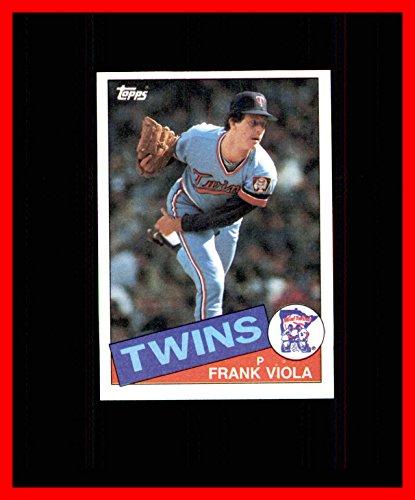 Minnesota Twins Frank Viola - 5