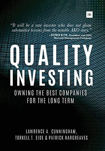 51K%2BMSD9eGL - Quality Investing: Owning the best companies for the long term