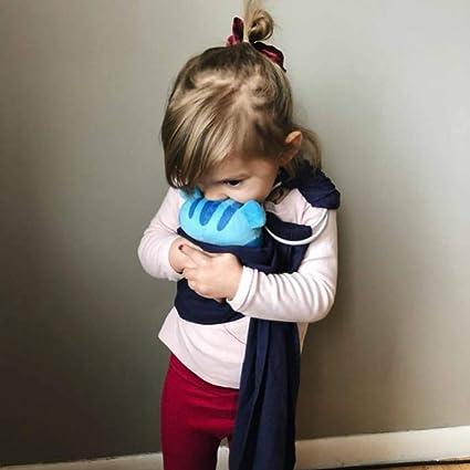 Xuniu Juguete para beb/é portabeb/és Mei Tai Sling Juguete para Regalo de ni/ños Anillo de Juguete Sling 10 Opciones