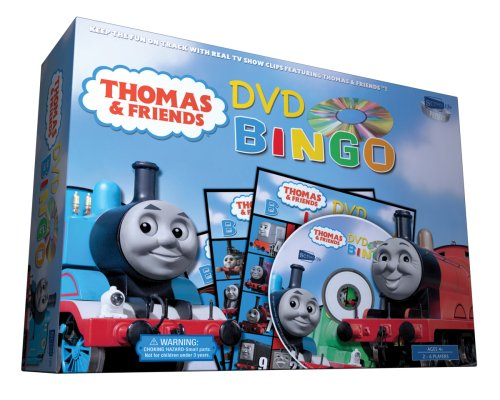Thomas and Friends DVD Bingo Game by Screenlife