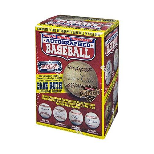 2018 Tristar Hidden Treasures Autographed Baseball Series 9 Hobby Box (Tristar Baseball)