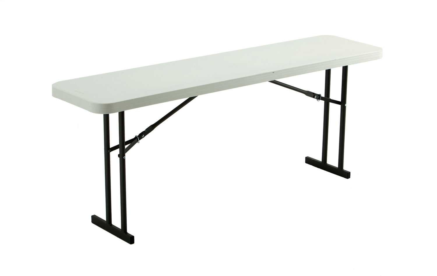Amazon.com : Lifetime 80176 Folding Conference Training Table, 6 Feet,  White Granite : Patio Dining Tables : Garden U0026 Outdoor