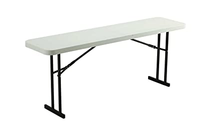 Amazoncom Lifetime Folding Conference Training Table - Granite conference table for sale