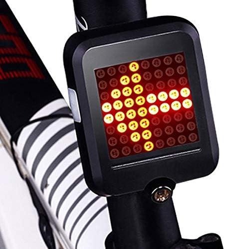 hyxt - Luz Trasera para Bicicleta Recargable por USB, luz ...