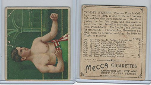 T218 Mecca/Hassan, Champions, 1910, Tommy O'Keefe, Boxer