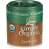 Simply Organic Mini Turmeric Grnd Org