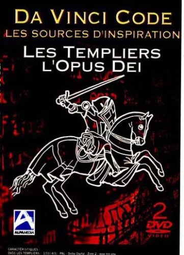Da Vinci Code, les sources d'inspiration : Les Templiers - L'Opus Dei (Source Code Dvd)