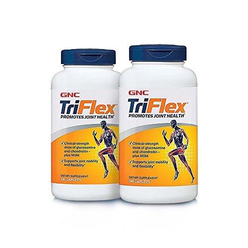 - GNC TriFlex 2 Pack