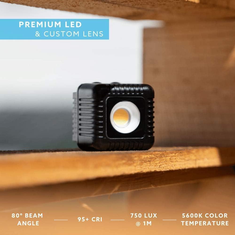 Lume Cube Bluetooth LED Light Single - Black