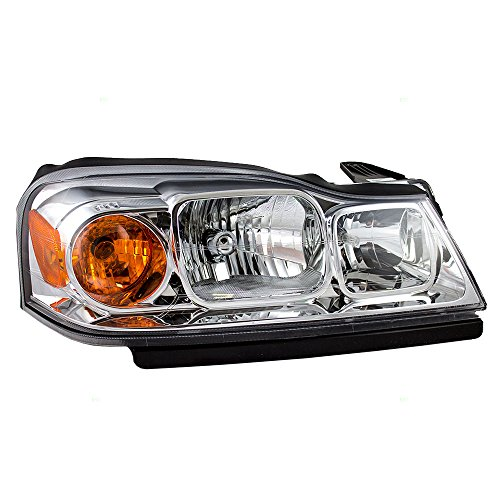 - Passengers Headlight Headlamp Replacement for Saturn 15877672 AutoAndArt