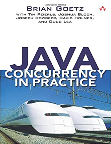 Java Concurrency in Practice book cover