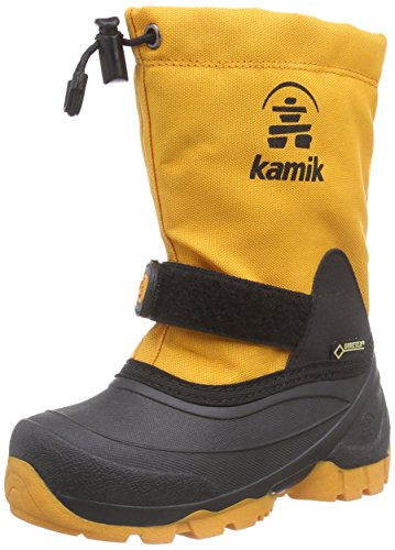 Kamik Unisex-Kinder Waterbug5g Schneestiefel Orange
