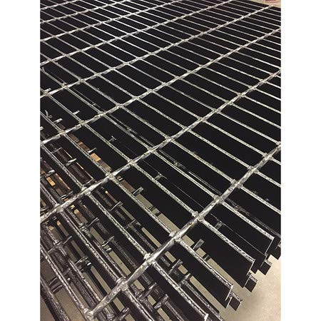 Bar Grating, Smooth, 36In. W, 1In. H by DIRECT METALS