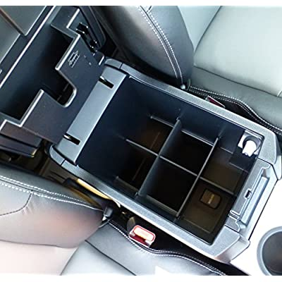 Vehicle OCD - Center Console Organizer for Toyota 4Runner (2010-2020) - Made in USA: Automotive