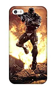 Brandy K. Fountain's Shop New Cute Funny Crysis Case Cover/ Iphone 5/5s Case Cover 3156578K56341440