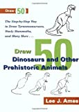 Dinosaurs and Other Prehistoric Animals, Lee J. Ames, 0385195206