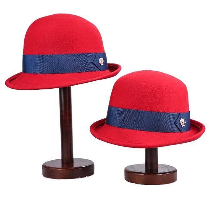 Sombrero de Plumas Top Sombrero de Cuenca Inglesa Moda Femenina ...