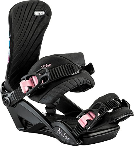 Nitro Ivy Snowboard Bindings Womens