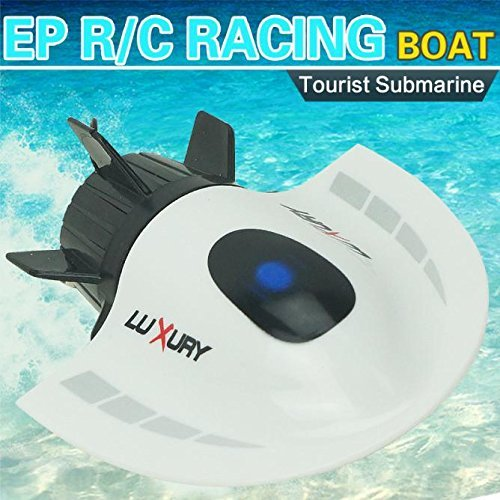 LOVE(TM)High Speed 4CH RC Boat Model Radio Remote Control Ship Submarine Electric Toy Kids Gift