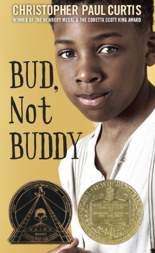 book cover of Bud, Not Buddy