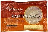 veggie to pasta - Miracle Noodle Kanten Zero Carb, Gluten Free Pasta, 0.5 Ounce