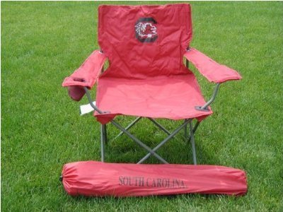 South Carolina Fighting Gamecocks Adult Tailgate Sports Chair - NCAA College Athletics