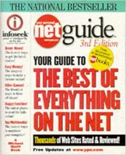 Netguide 3ed Pb by Wolff (1996-11-05)