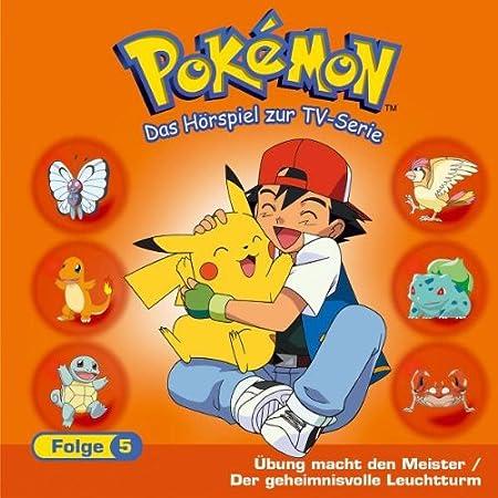 Pokemon Hörspiele Vol.5