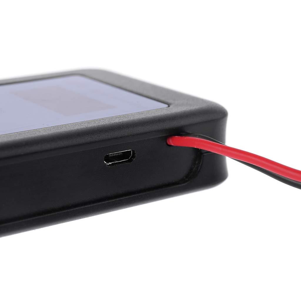 Signalpr/üfer Signalquelle-Kalibrator 4-20 mA //0-10 V//mV Stromspannungssignalgenerator Signalgenerator-Kalibrator