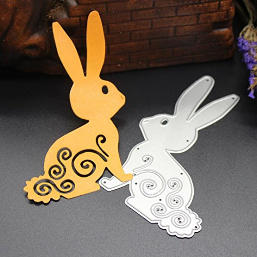 2019 Newest Hilarious Metal Die Cutting Dies Handmade Stencils Template Embossing for Card Scrapbooking Craft Paper Decor by E-Scenery (D) -