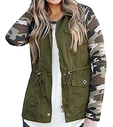 一般的な海嶺航海のmaweisong 女子軽量ノースリーブの伸縮性のある締め紐ジャケット?ベスト