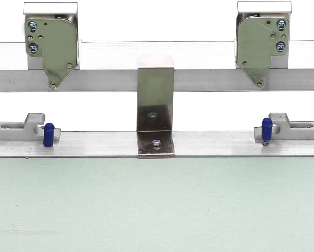 Hengda Tapa para revisión 15 * 20 cm Marco de aluminio GK de ...