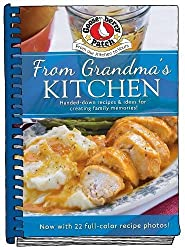 From Grandma's Kitchen Cookbook updated with photos (Everyday Cookbook Collection)