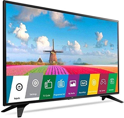 LG 108 cm (43 inches) 43LJ531T Full HD LED TV (Space Black)