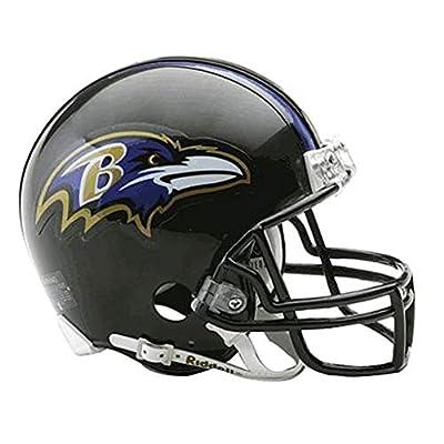 Steiner Sports RAVEMIU000002 Baltimore Ravens Replica Mini Helmet