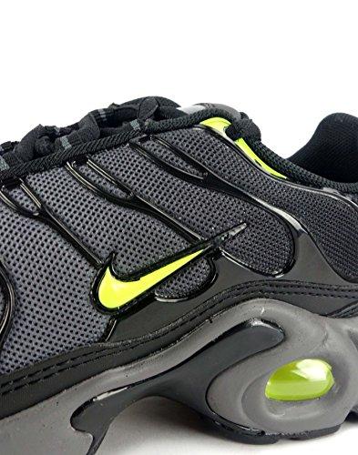 Nike ADOLESCENTI - TUNED 1 Air Max più TN - Grigio Volt - 655020-079