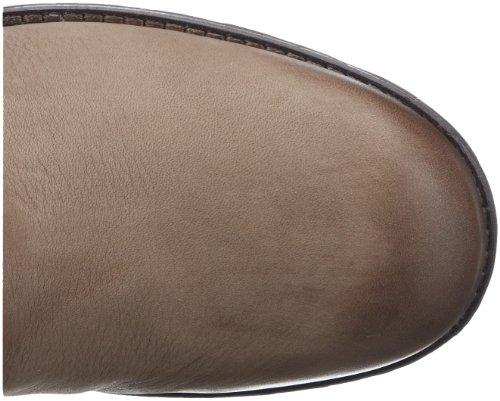 CAFèNOIR DD102 DD102 - Botas de cuero para mujer Beige