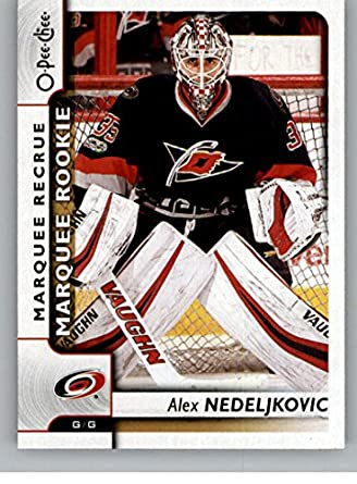 Amazon.com  2017-18 O-Pee-Chee  548 Alex Nedeljkovic Marquee Rookie ... 38d48cb84