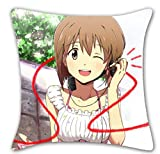 MA-N287 The idolm@ster Hagiwara yukiho Anime Hugging pillow / Cushion Cover #C264