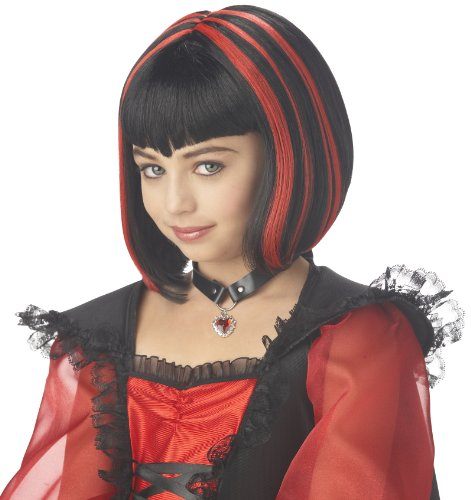 Wig Child Vampire (California Costumes Vampire Child)