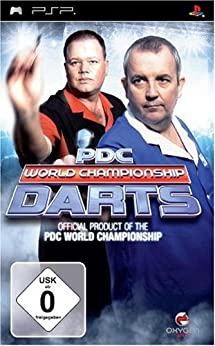 Amazon Com Pdc World Championship Darts Sony Psp Video Games