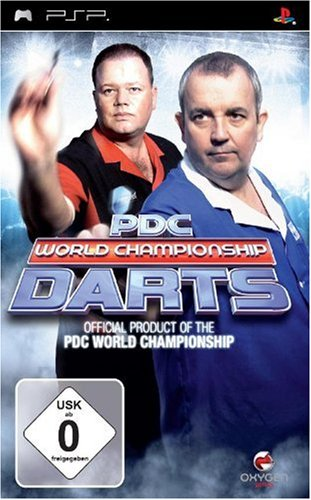 PDC World Championship Darts - Sony PSP from O-Games