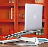 MagicHold Portable Height Adjustable Folding Laptop