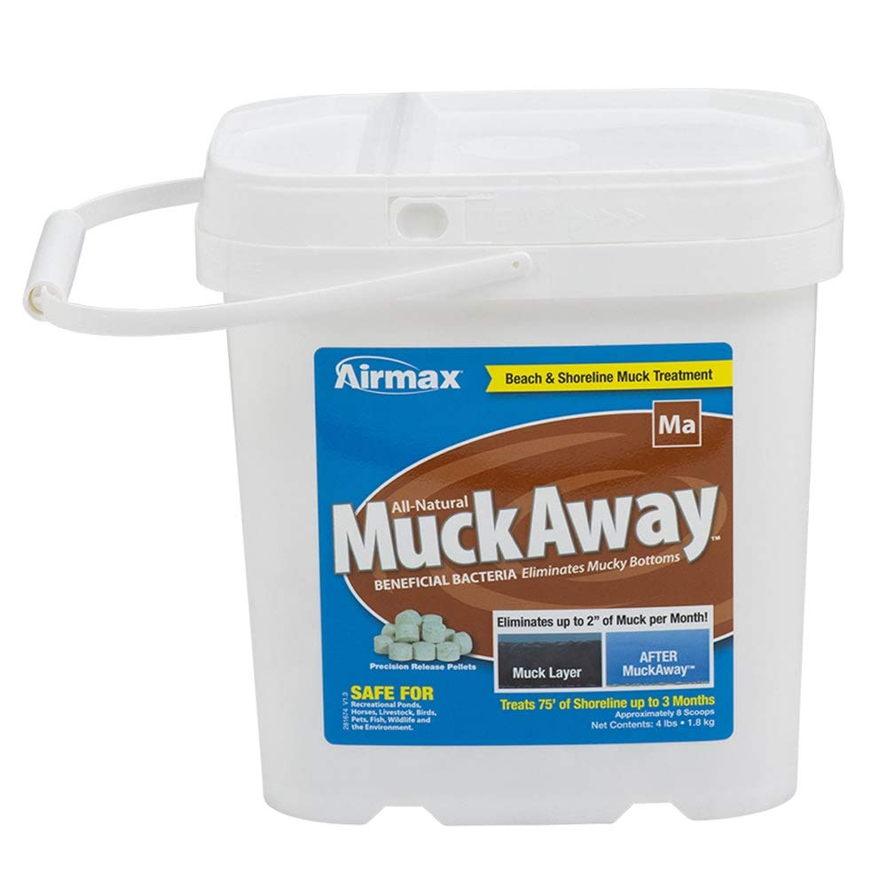 Airmax MuckAway - 8 Scoops by Airmax