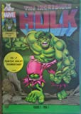 The Incredible Hulk SERIES 1/VOL 1 (DVD) **GERMAN IMPORT/FULLY UK COMPATIBLE** NEW & SEALED